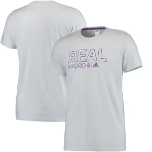 Real Madrid adidas Core T-Shirt - White