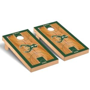Milwaukee Bucks 2' x 4' Court Cornhole Game Set
