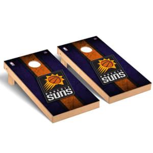 Phoenix Suns 2' x 4' Vintage Museum Cornhole Board Tailgate Toss Set