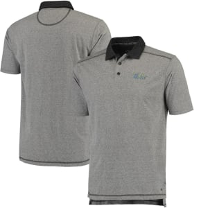 UCLA Bruins Colosseum Meridian Polo - Heathered Gray