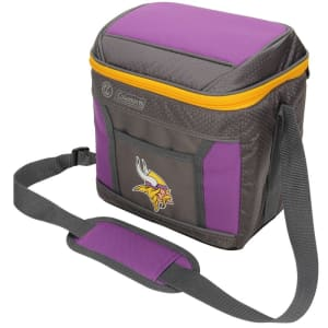 Minnesota Vikings Coleman 9-Can 24-Hour Soft-Sided Cooler