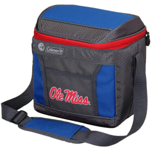 Ole Miss Rebels Coleman 9-Can 24-Hour Soft-Sided Cooler