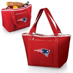 New England Patriots Topanga Cooler Tote - Red