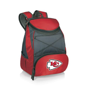 Kansas City Chiefs PTX Backpack Cooler - Red