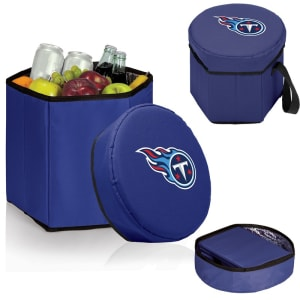 Tennessee Titans 12 Quart Bongo Cooler - Navy