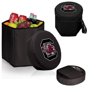 South Carolina Gamecocks 12 Quart Bongo Cooler - Black