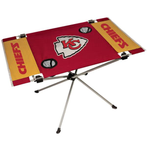 Kansas City Chiefs End Zone Table