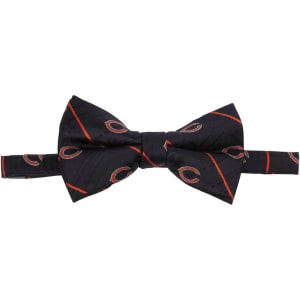 Chicago Bears Oxford Bow Tie - Navy
