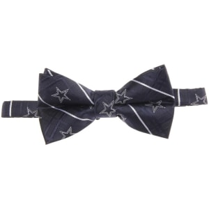 Dallas Cowboys Oxford Bow Tie - Navy