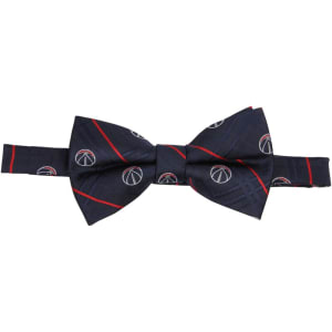 Washington Wizards Oxford Bow Tie - Navy