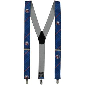 New York Islanders Suspenders - Blue