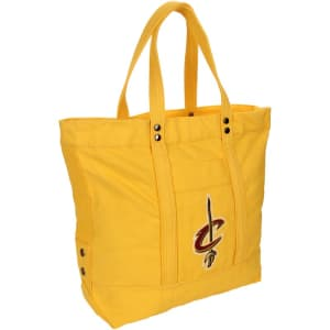 Cleveland Cavaliers Women's High End Canvas Tote