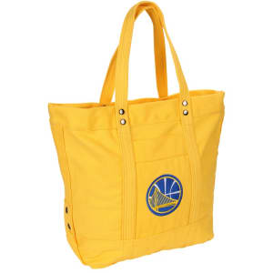 Golden State Warriors Women's High End Canvas Tote