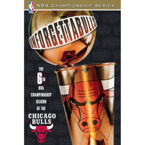 Chicago Bulls 1998 NBA Champions DVD