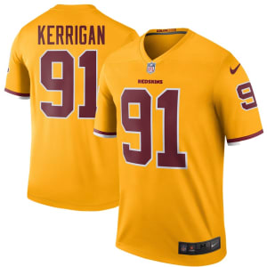 Ryan Kerrigan Washington Redskins Nike Color Rush Legend Jersey - Gold