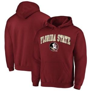 Fanatics Branded Florida State Seminoles Campus Pullover Hoodie - Garnet