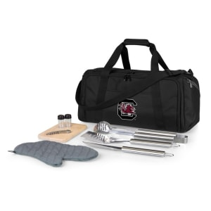 South Carolina Gamecocks BBQ Kit Cooler - Black
