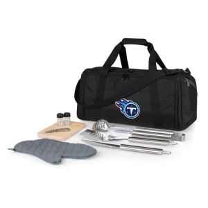 Tennessee Titans BBQ Kit Cooler - Black