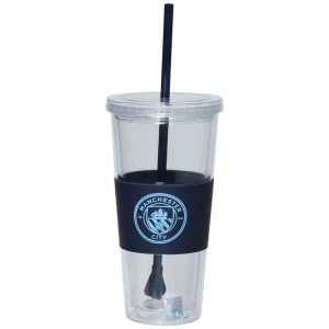 Manchester City 22oz. Straw Tumbler