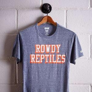 Tailgate Men's Florida Rowdy Reptiles T-Shirt Blue M
