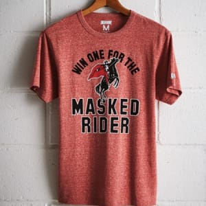 Tailgate Men's Texas Tech Masked Rider T-Shirt Red S