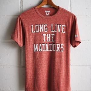 Tailgate Men's Texas Tech Matadors T-Shirt Red XS