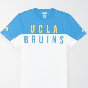 Tailgate Men's UCLA Bruins Colorblock T-Shirt White S