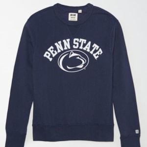 Tailgate Men's Penn State Sweatshirt Blue XS
