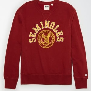 Tailgate Men's FSU Seminoles Sweatshirt Red XS