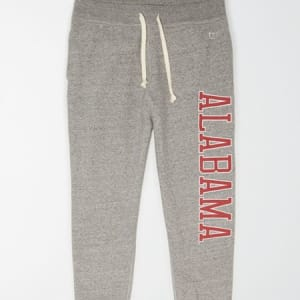 Tailgate Men's Alabama Crimson Tide Sweatpant Gray Heather M