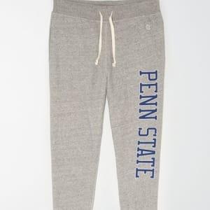 Tailgate Men's PSU Nittany Lions Fleece Sweatpant Gray Heather S