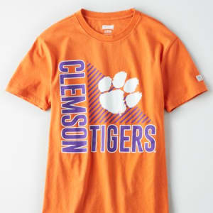 Tailgate Women's Clemson Tigers T-Shirt Orange S