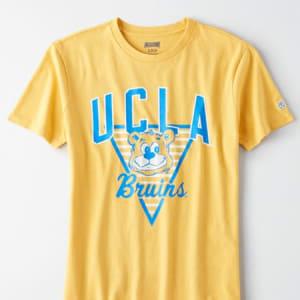 Tailgate Women's UCLA Bruins Graphic T-Shirt Yellow S