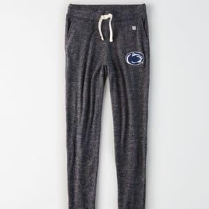 Tailgate Women's Penn State Nittany Lions Plush Pant Charcoal XS