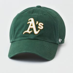 '47 Brand Oakland A's Baseball Hat Green One Size