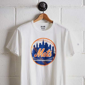 Tailgate Men's NY Mets T-Shirt White XS