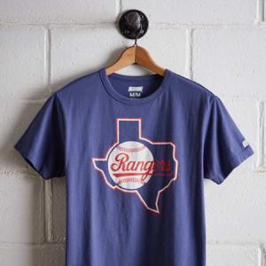 Tailgate Men's Texas Rangers T-Shirt Royal Blue XS