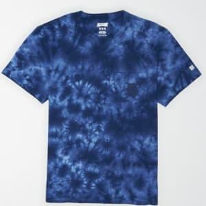 Tailgate Men's Detroit Tigers Pocket T-Shirt Navy S