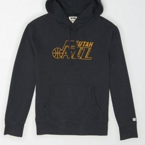 Tailgate Men's Utah Jazz x Looney Tunes Hoodie Bold Black XL