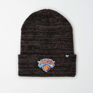 '47 New York Knicks Beanie Charcoal One Size