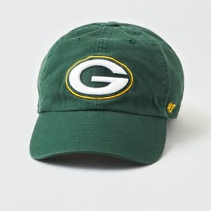 '47 Green Bay Packers Baseball Hat Green One Size