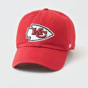 '47 Brand Kansas City Chiefs Baseball Hat Red One Size