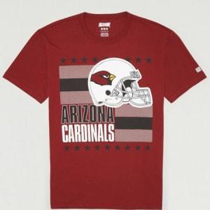 Tailgate Men's Arizona Cardinals T-Shirt Red L