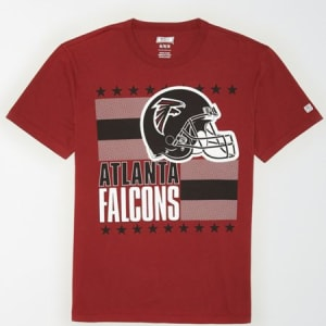 Tailgate Men's Atlanta Falcons T-Shirt Red XXL