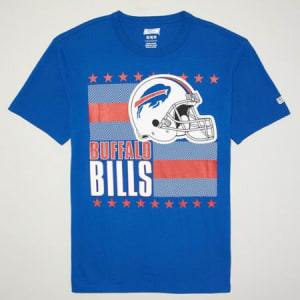 Tailgate Men's Buffalo Bills T-Shirt Classic Blue L