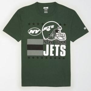 Tailgate Men's New York Jets T-Shirt Team Green L