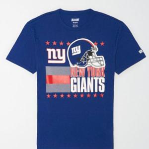 Tailgate Men's New York Giants T-Shirt Cobalt Blue S