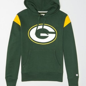 Tailgate Men's Green Bay Packers Fleece Hoodie Team Green XS
