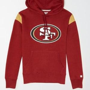 Tailgate Men's San Francisco 49ers Fleece Hoodie Red M