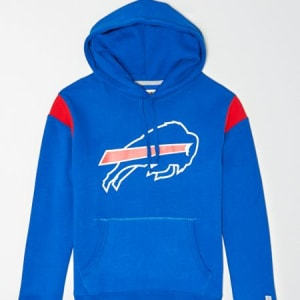 Tailgate Men's Buffalo Bills Fleece Hoodie Classic Blue XXL